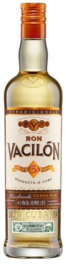 Ron Vacilón 3 Jahre Flasche 1,0 ltr.