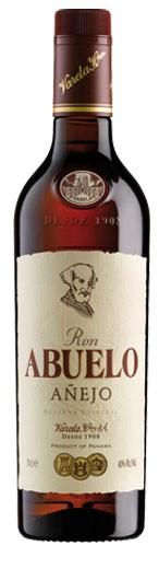 Ron Abuelo Añejo Flasche 0,7 ltr.