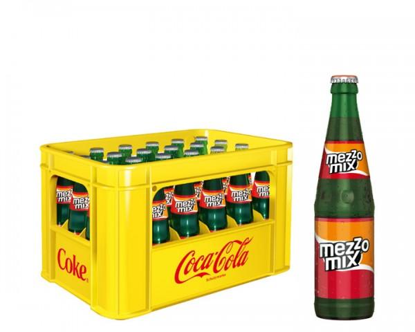 Mezzo Mix Kiste 24x0,33 ltr.