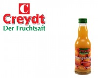 Orangensaft Creydt 12x0,2 ltr