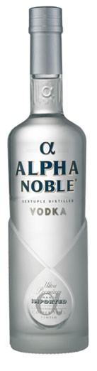 Alpha Noble Flasche 0,7 ltr.