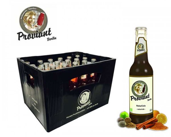 Proviant Natur Cola  24x0,33 ltr.