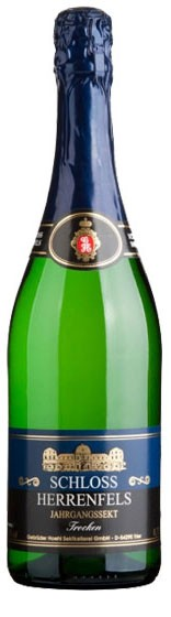 Schloss Herrenfels trocken Flasche 0,75 ltr.