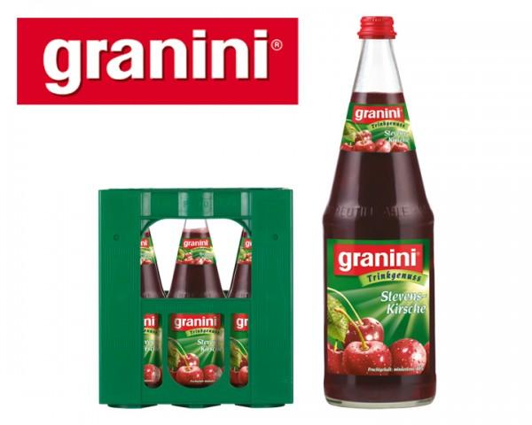 Granini Kirsch Nektar 6x1,0 ltr