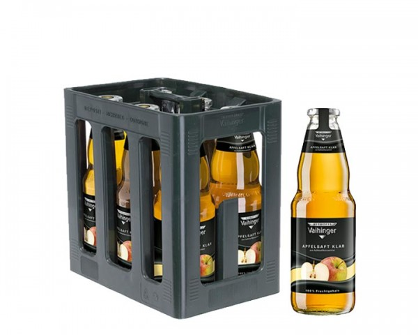 Vaihinger Apfelsaft 6x1,0 ltr