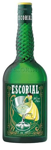 Escorial Grün Flasche 0,7 ltr.