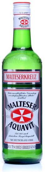 Malteserkreuz Flasche 1,0 ltr.