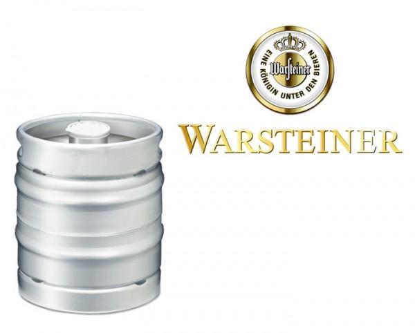 Warsteiner Premium Verum Fass 30 ltr.