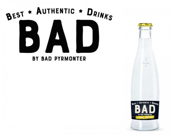 BAD Tonic Water Kiste 24x0,25 ltr