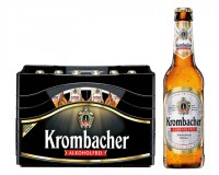 Krombacher Pils alkoholfrei 24x0,33 ltr
