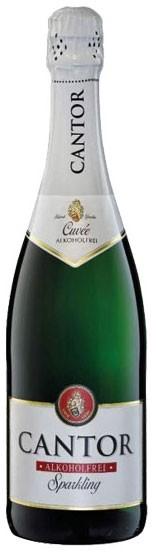 Cantor alkoholfrei Flasche 0,75 ltr.