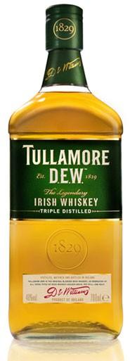 Tullamore Dew Flasche 0,75 ltr.