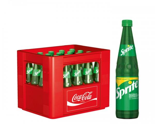 Sprite Kiste 20x0,5 ltr.