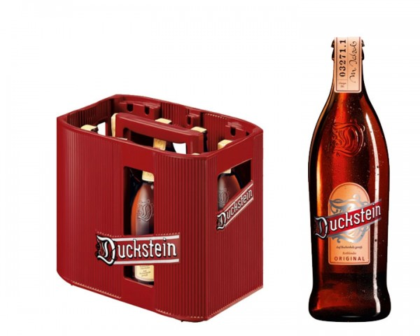 Duckstein Original Kiste 8x0,5 ltr