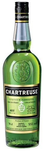 Chartreuse verte Flasche 0,7 ltr.