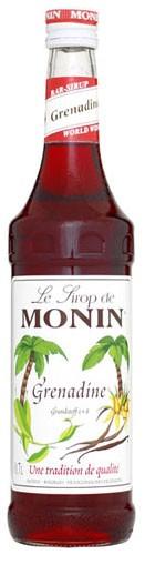 Monin Grenadine Flasche 0,7 ltr.