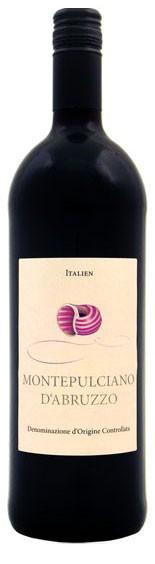 Montepulciano d´Abruzzo Flasche 1,0 ltr.