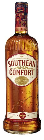Southern Comfort Flasche 1,0 ltr.