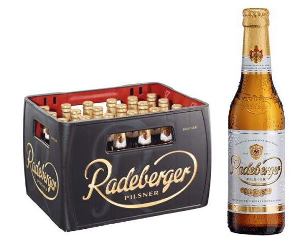Radeberger Pils 24x0,33 ltr