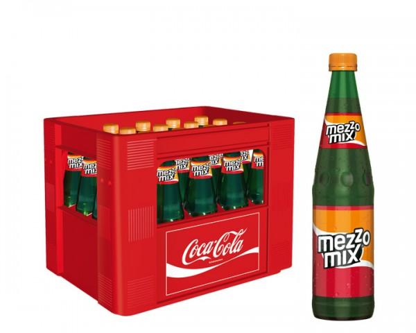 Mezzo Mix Kiste 20x0,5 ltr.