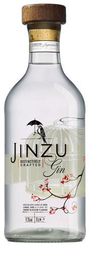Jinzu Gin Flasche 0,7 ltr
