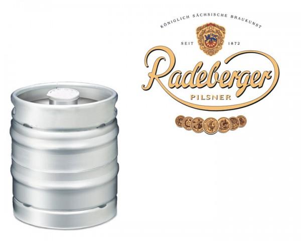 Radeberger Pils Fass 30 ltr