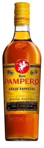 Pampero Añejo Especial Flasche 0,7 ltr.