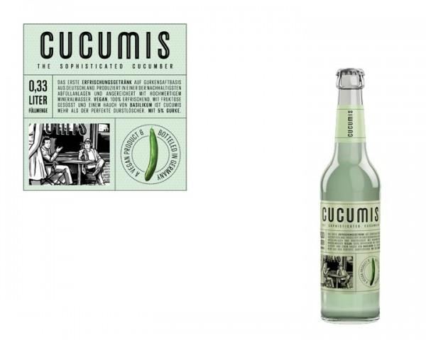Cucumis Kiste 24x0,33 ltr.
