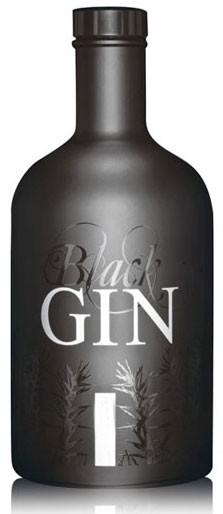 Gansloser Black Gin 0,7 ltr.