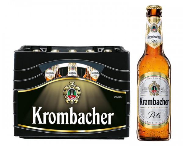 Krombacher Pils 20x0,5 ltr