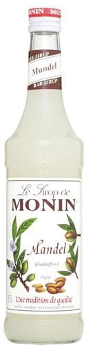 Monin Mandel Flasche 0,7 ltr.