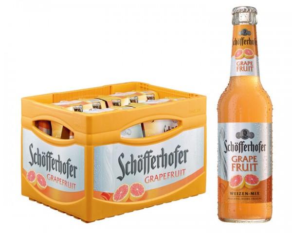 Schöfferhofer Grapefruit 24x0,33 ltr