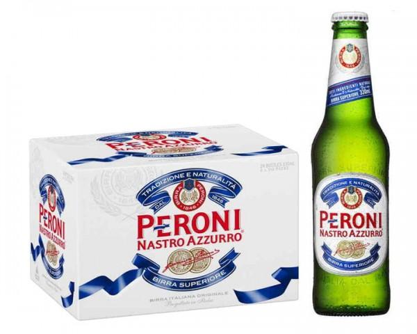 Peroni Nastro Azzurro Karton 24x0,33 ltr