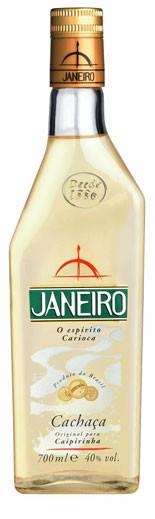 Janeiro Cachaças Flasche 0,7 ltr.