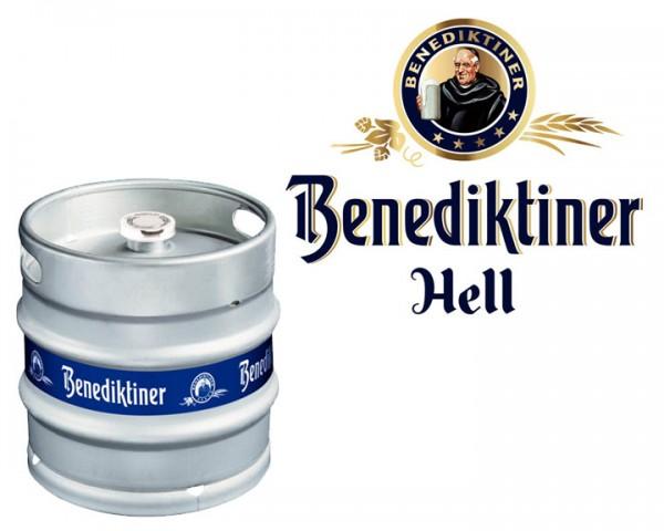 Benediktiner Hell Fass 30 ltr.
