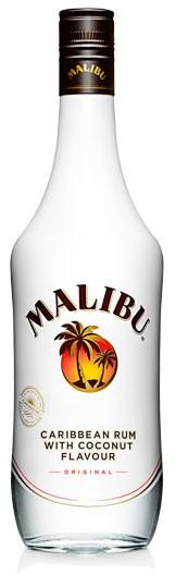 Malibu Flasche 0,7 ltr.
