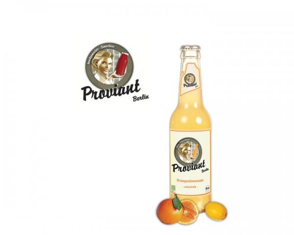 Proviant Orangenlimonade Kiste 24x0,33 ltr.