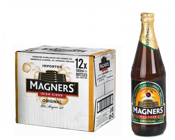 Magners Cider 12x0,568 ltr.