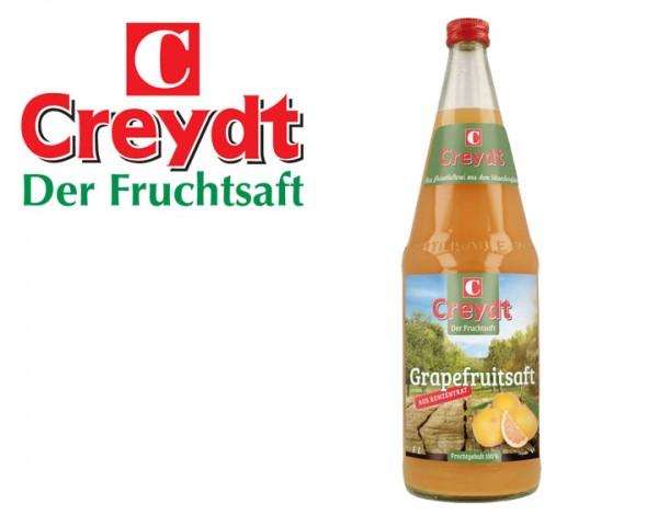 Grapefruitsaft Creydt 6x1,0 ltr