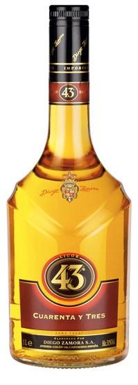 Licor 43 Flasche 1,0 ltr.
