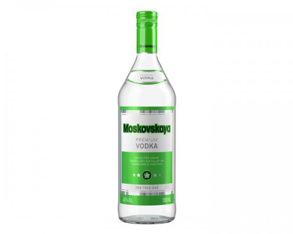 Moskovskaya Flasche 1,0 ltr.