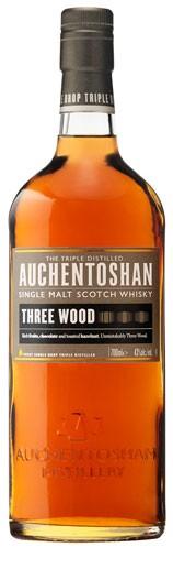 Auchentoshan Three Woods Flasche 0,7 ltr.
