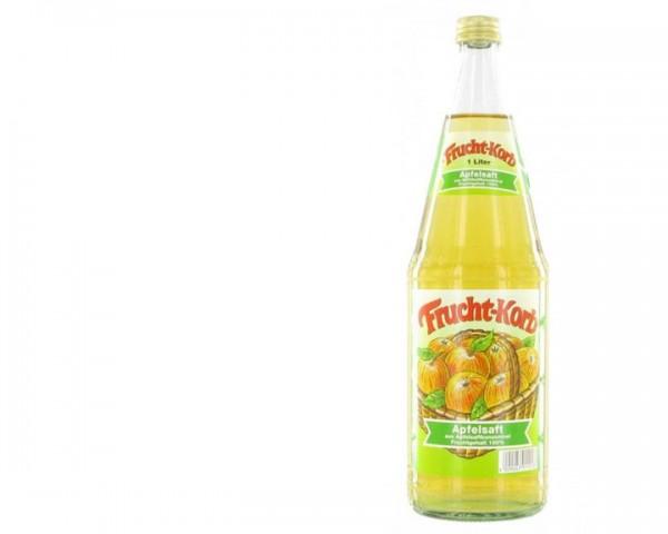 Apfelsaft Fruchtkorb 6x1,0 ltr