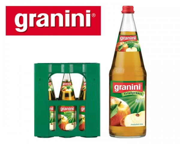 Granini Apfelsaft klar 6x1,0 ltr