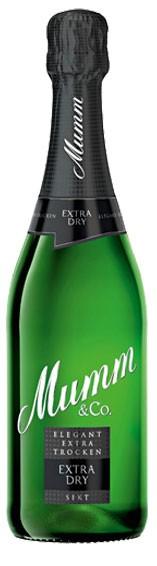 Mumm Extra Dry Flasche 0,75 ltr.
