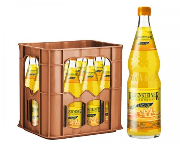 Regensteiner Orange Kiste 12x0,7 ltr.