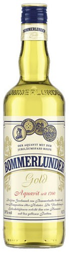Bommerlunder Gold Flasche 0,7 ltr.