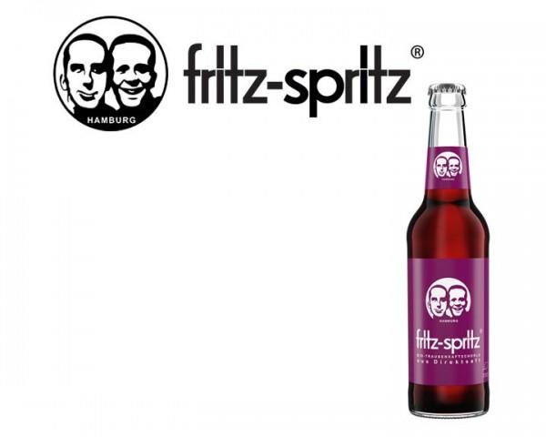 Fritz Spritz Taubensaftschorle Kiste 24x0,33 ltr.