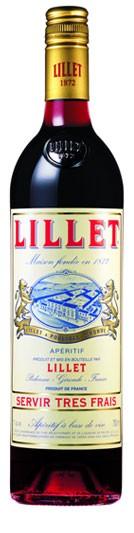 Lillet Rouge Flasche 0,75 ltr.