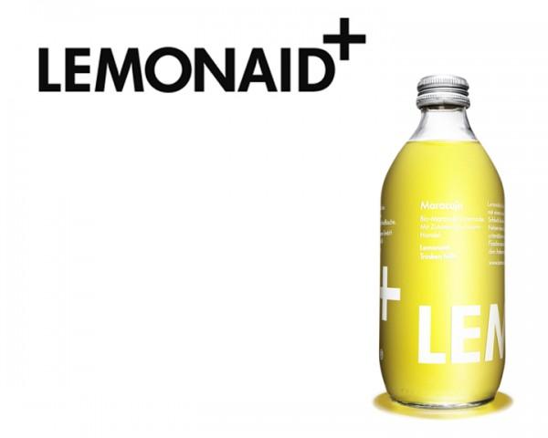 Lemonaid Maracuja Kiste 20x0,33 ltr.